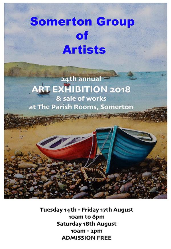 Exhibition 2018 advert