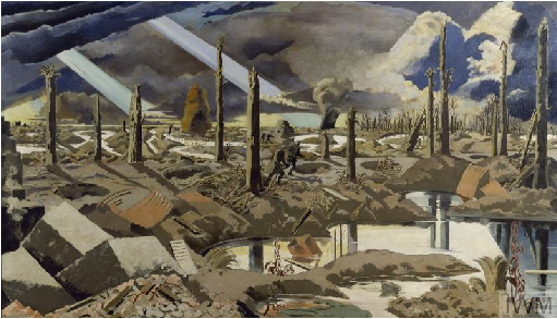 Paul Nash – War Artist