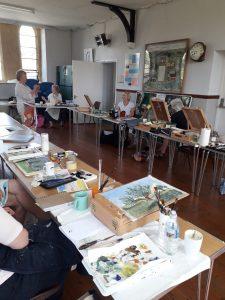 Anita Peglar Workshop