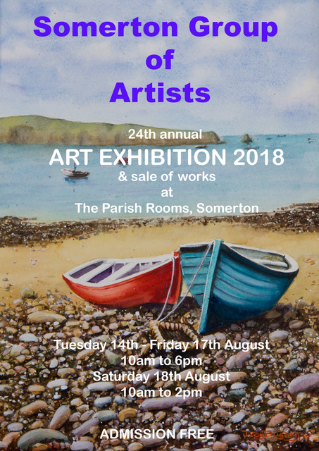 2018 exhibition poster