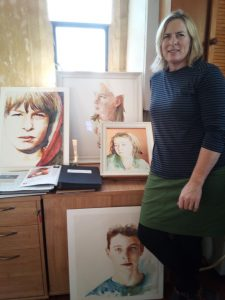 Catherine Beale Portrait Workshop