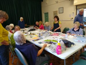 Painting Together Day – 15 September 2021